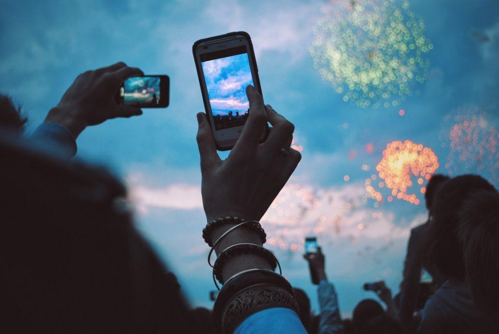 Comment prendre de belles photos avec un téléphone ?