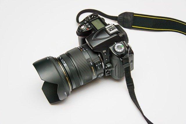 Le rôle principal d'un objectif sur un appareil photo